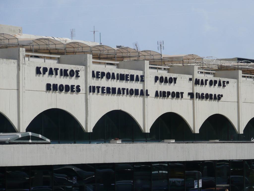 Αποτέλεσμα εικόνας για Rhodes International Airport